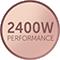 Wydajność silnika 2400W