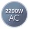 Silnik 2200W-AC