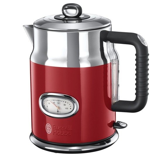 RUSSELL HOBBS 21670-70 CZAJNIK RETRO RIBBON RED