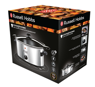 RUSSELL HOBBS 22740-56 WOLNOWAR COOK@HOME